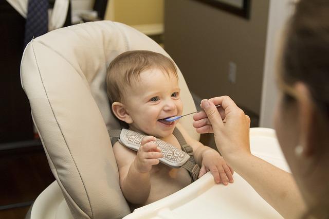 Prawidłowa dieta dla małego dziecka