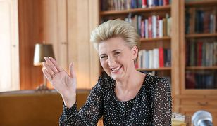 Choinka w Pałacu Prezydenckim. Agata Kornhauser-Duda udekorowała drzewko niezwykłymi bombkami